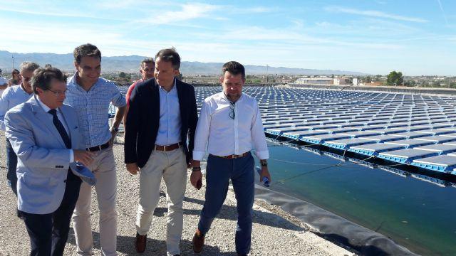 Fulgencio Gil: Lorca se consolida como un foco de inversión regional que repercute en la dinamización del municipio y beneficia a los lorquinos - 2, Foto 2