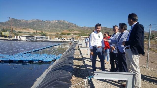 Agricultura invierte en la comunidad de regantes de Lorca más de 600.000 euros en energías renovables - 1, Foto 1