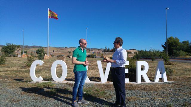 Fomento estudiará mejorar tres rotondas en  las pedanías de Corvera, Valladolises y Los Martínez  del Puerto de Murcia - 1, Foto 1
