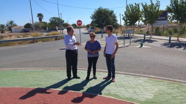 Fomento estudiará mejorar tres rotondas en  las pedanías de Corvera, Valladolises y Los Martínez  del Puerto de Murcia - 2, Foto 2
