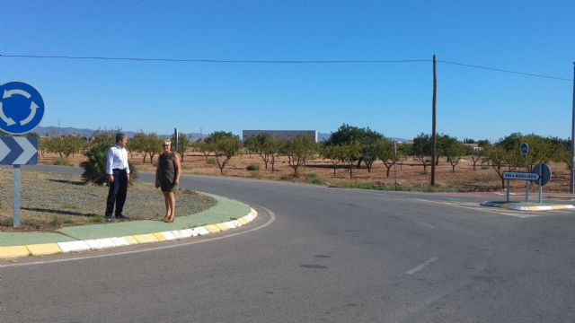 Fomento estudiará mejorar tres rotondas en  las pedanías de Corvera, Valladolises y Los Martínez  del Puerto de Murcia - 3, Foto 3