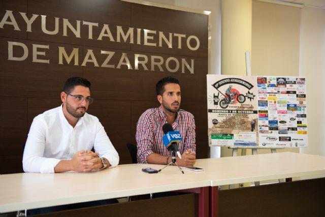 Más de mil moteros se darán cita en Mazarrón el próximo 7 de octubre, Foto 2