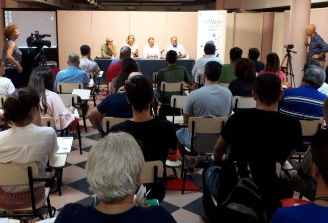 """Se inaugura en Totana el curso """"Arqueología Argárica"""" que organiza la Universidad Internacional del Mar de la Universidad de Murcia"""