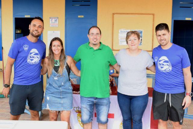 350 niños de diferentes clubes de fútbol participaron en el I Torneo de Fútbol Base del C.D. Bala Azul, Foto 1