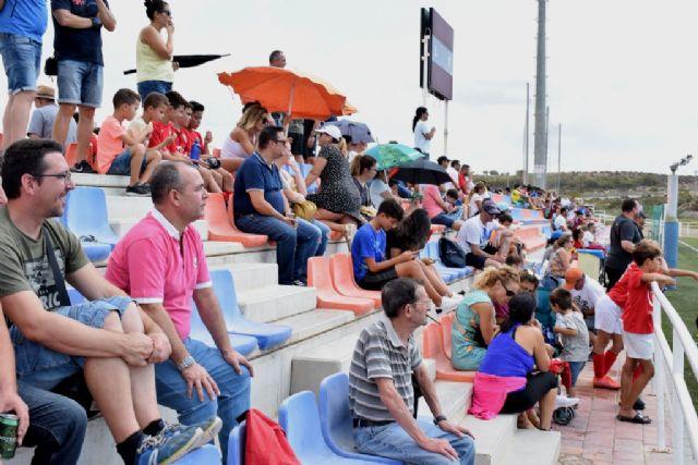 350 niños de diferentes clubes de fútbol participaron en el I Torneo de Fútbol Base del C.D. Bala Azul, Foto 2