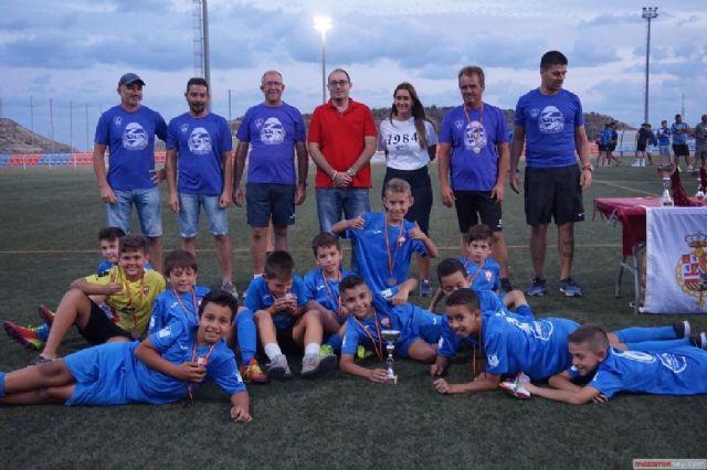 350 niños de diferentes clubes de fútbol participaron en el I Torneo de Fútbol Base del C.D. Bala Azul, Foto 3