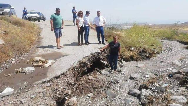 El Alcalde de Lorca se reúne esta tarde con el personal de emergencias y servicios municipales ante la previsión de lluvias torrenciales - 1, Foto 1