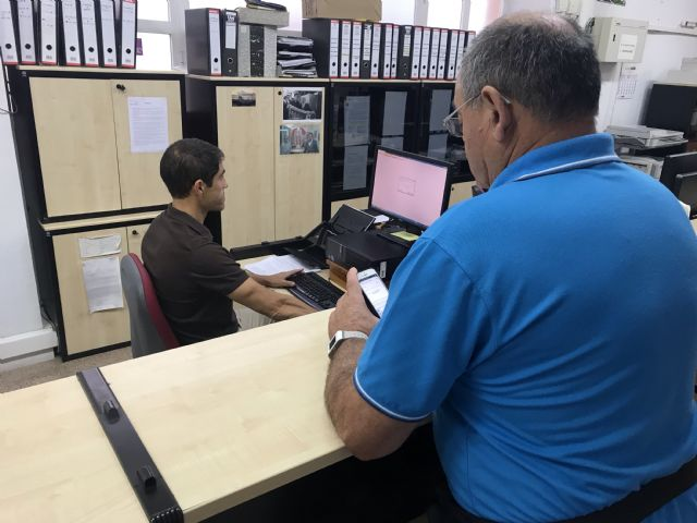 Ya está en marcha la Oficina de Registro de certificados digitales en el Ayuntamiento de Puerto Lumbreras - 2, Foto 2