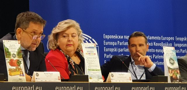 'CuTE, Cultivando el sabor' mostrará la producción hortofrutícola europea a los ciudadanos de la UE, Foto 1