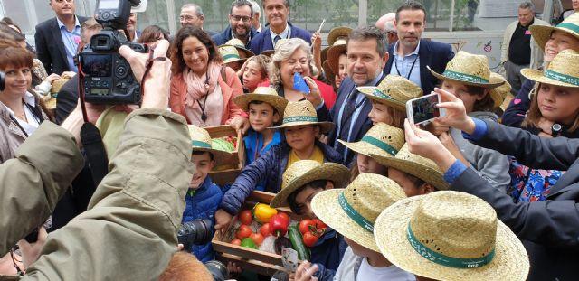 'CuTE, Cultivando el sabor' mostrará la producción hortofrutícola europea a los ciudadanos de la UE, Foto 2