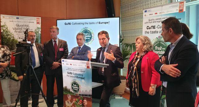 'CuTE, Cultivando el sabor' mostrará la producción hortofrutícola europea a los ciudadanos de la UE, Foto 3
