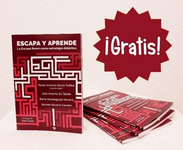 """Escape and learn"" the first book coordinated by Pedro Antonio García Tudela exceeds 10,000 downloads in just over half a year, Foto 4"