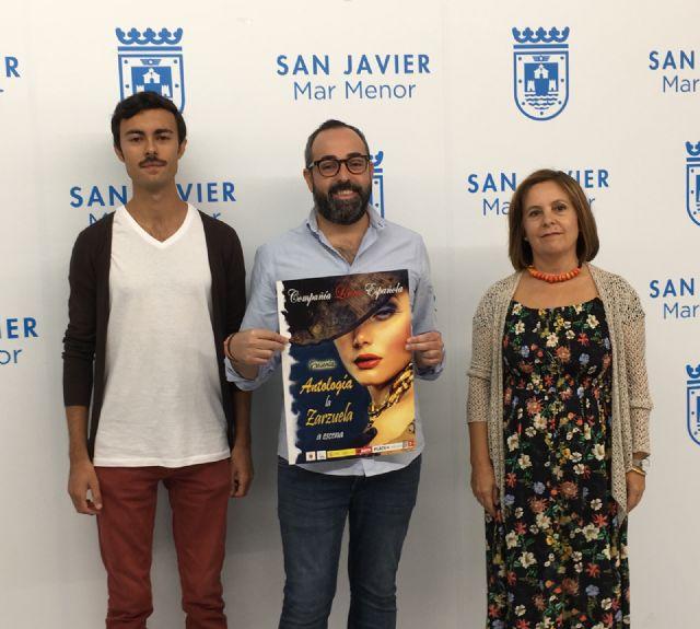 La Compañía Lírica Española llevará a Santiago de la Ribera Antología. La zarzuela a escena - 2, Foto 2