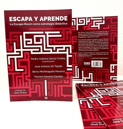 """Escape and learn"" the first book coordinated by Pedro Antonio García Tudela exceeds 10,000 downloads in just over half a year, Foto 5"