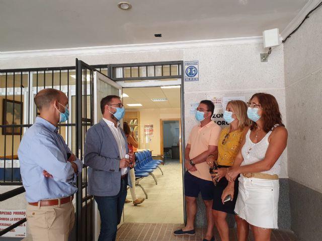 El Ayuntamiento de Lorca culmina la adaptación de los consultorios de las pedanías cumpliendo las indicaciones de la Consejería de Salud con una inversión de 76.000 euros - 1, Foto 1