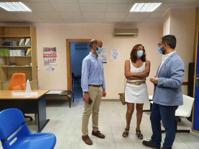 El Ayuntamiento de Lorca culmina la adaptación de los consultorios de las pedanías cumpliendo las indicaciones de la Consejería de Salud con una inversión de 76.000 euros - 2, Foto 2