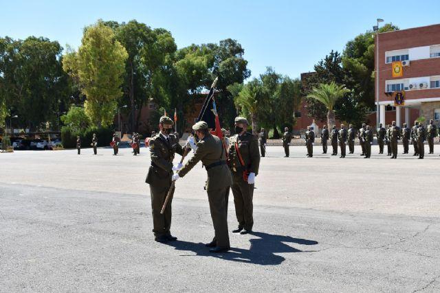 Relevo de mando del grupo ASPIDE del regimiento de artillería antiaérea n° 73 - 2, Foto 2