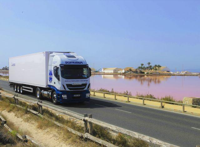 Disfrimur participa en un proyecto europeo para incorporar el hidrógeno en el transporte - 1, Foto 1