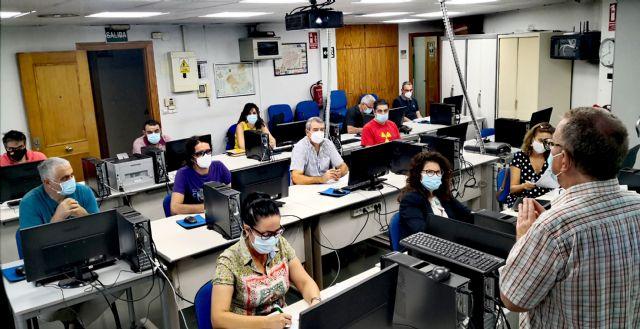 El lunes comienza la labor de los 15 técnicos municipales COVID colaboradores de los centros de salud puestos a disposición del SMS por el Ayuntamiento de Molina de Segura - 2, Foto 2