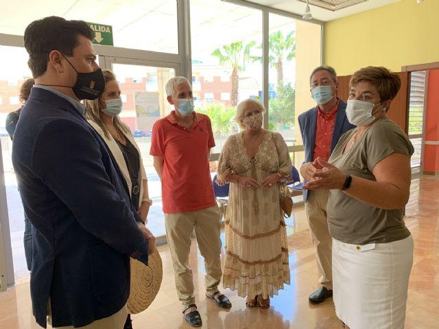Aidemar abre un nuevo Centro de Día y adquiere un autobús para paliar la reducción de aforo marcada por la pandemia - 3, Foto 3