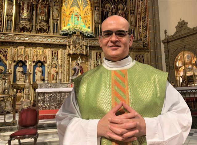 """""""No dejamos de asombrarnos por la respuesta de devoción a la Virgen de la Fuensanta"""", Juan Tudela, deán de la catedral - 1, Foto 1"""