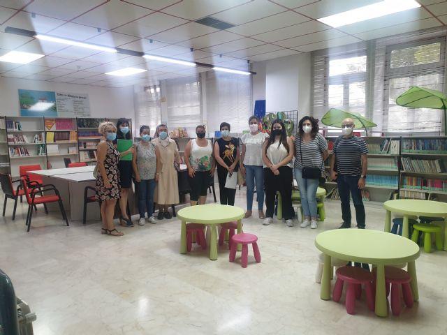 El Consejo Escolar Municipal de Calasparra se reúne para coordinar la vuelta al cole segura - 1, Foto 1