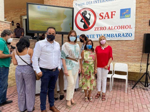 Isabel Franco ofrece apoyo institucional a las asociaciones del tercer sector como Albores y SAF Group - 1, Foto 1