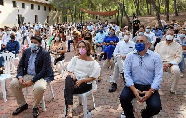 El PP de Las Torres de Cotillas participó en el inicio del curso político - 2, Foto 2