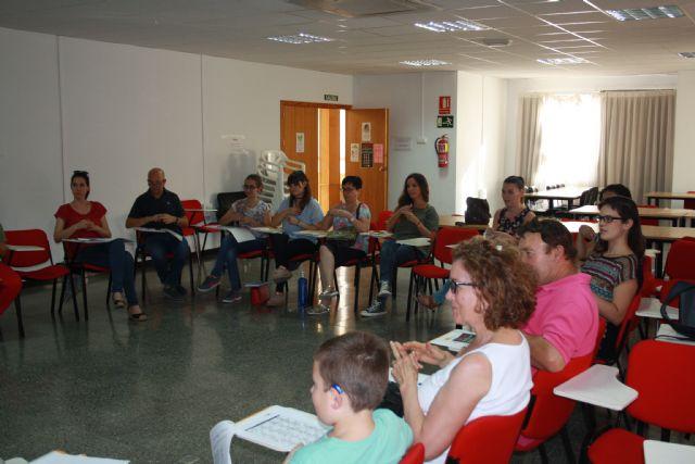 Comienza la formación en lengua de signos en Moratalla - 2, Foto 2