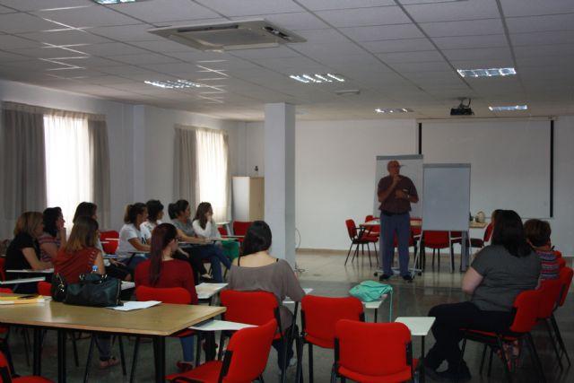 Comienza la formación en lengua de signos en Moratalla - 3, Foto 3