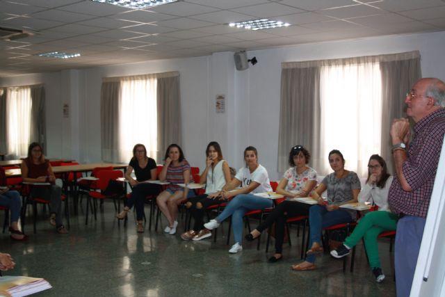 Comienza la formación en lengua de signos en Moratalla - 4, Foto 4