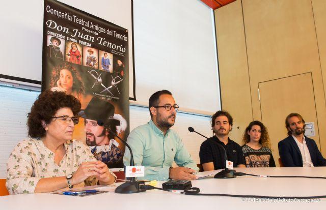 El Batel recupera por segundo año la representacion de Don Juan Tenorio la vispera de Todos los Santos - 1, Foto 1