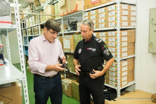 La Policia Local dispondra de nuevos transmisores con tecnologia TETRA Digital - 1, Foto 1
