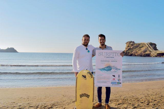 La playa de la Reya acogerá el séptimo campeonato de surf para categorías inferiores, Foto 1