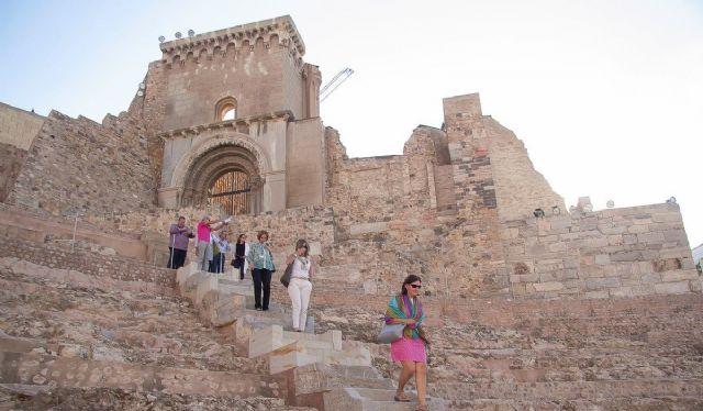 Visitas guiadas y ampliacion de horarios en Cartagena Puerto de Culturas y el Museo del Teatro Romano por el Puente del Pilar - 1, Foto 1