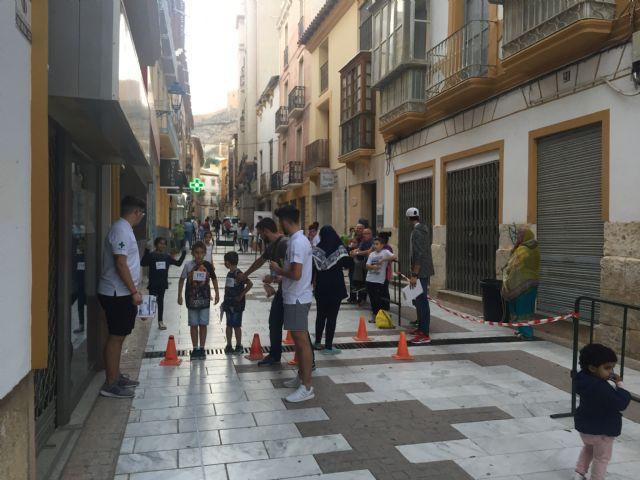 Medio millar de niños han disfrutado de Jugando al Atletismo en la Calle en sus 4 sesiones de los Juegos - 1, Foto 1