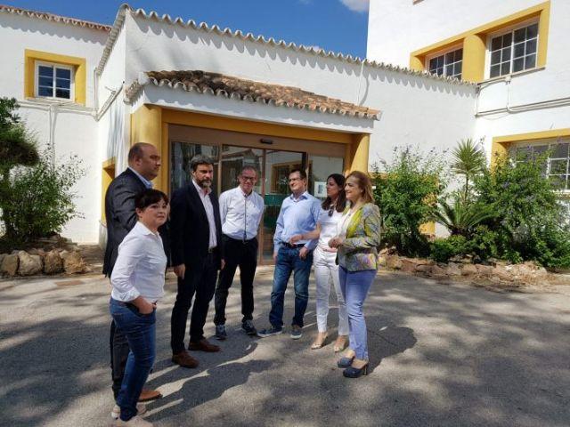 El PSOE de Puerto Lumbreras es el único que apuesta por la residencia pública en el antiguo Parador de Turismo - 1, Foto 1