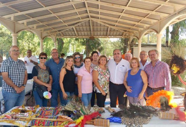 La diversidad cultural, el deporte y la música protagonizaron el VI Encuentro de Vecinos de La Aljorra - 1, Foto 1