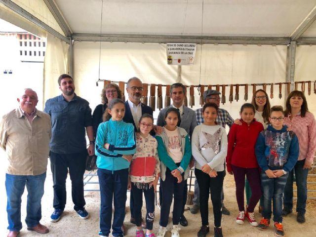 Caravaca de la Cruz acoge la III Feria de Ovino Segureño y Ganadería Extensiva que expone cerca de 200 cabezas, Foto 2