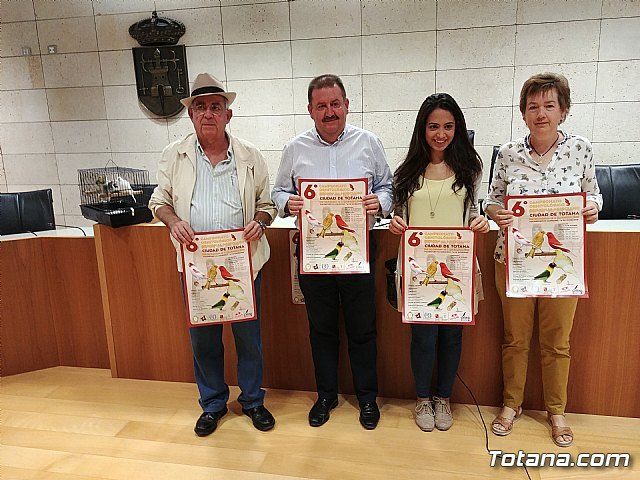 Totana hosts the 6th Murcian Regional Ornithological Championship, Foto 9