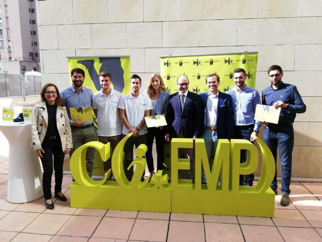 Las iniciativas Wefish, Canemba y Sherplan, premios 'Emprendedor del Mes'  del último trimestre, Foto 1