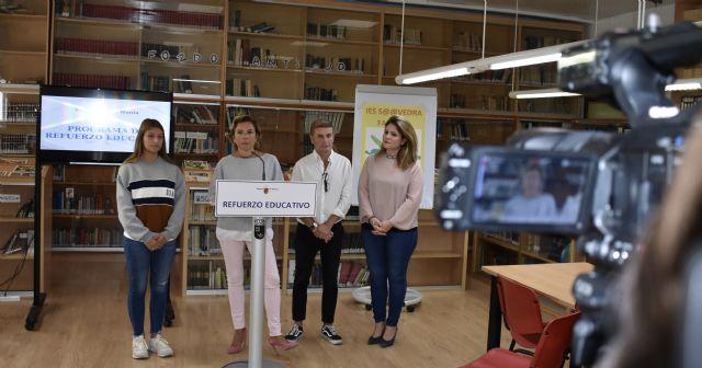 El 80 por ciento de alumnos del programa de 'Refuerzo Educativo' en verano aprobaron en septiembre, Foto 2