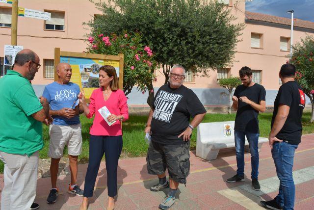 Águilas inaugura una Red de Senderos Naturales para revalorizar el entorno natural del municipio - 1, Foto 1
