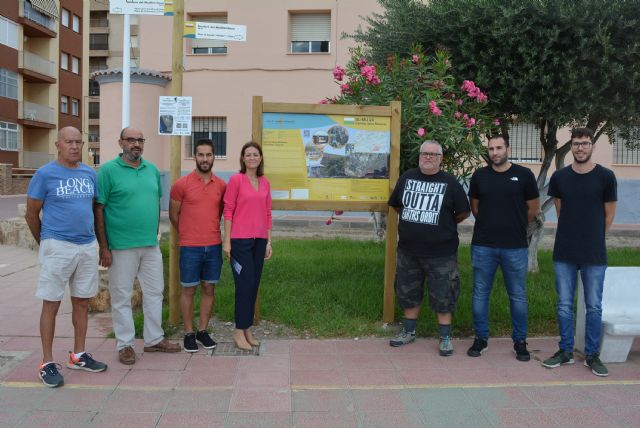 Águilas inaugura una Red de Senderos Naturales para revalorizar el entorno natural del municipio - 2, Foto 2