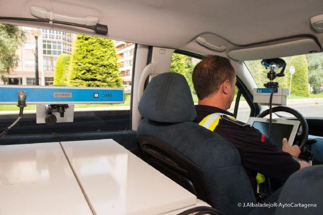 Nuevos controles de velocidad en Cartagena para la semana del 15 al 21 de octubre - 1, Foto 1