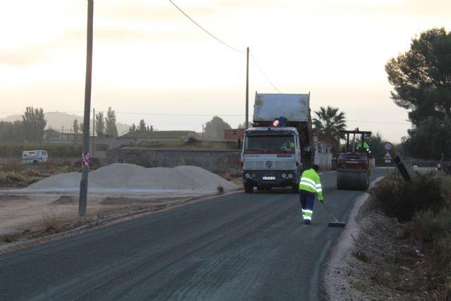 Finalizan las obras de acondicionamiento del firme del camino de Román - 4, Foto 4