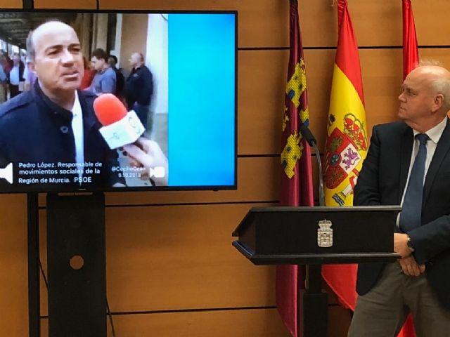 Martínez-Oliva: 'El PSOE se ha creído que las obras de soterramiento son su cortijo donde puede hacer lo que le dé la gana' - 1, Foto 1
