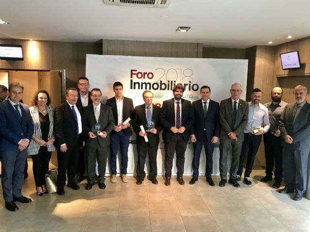 López Miras anuncia la creación de una Unidad de Aceleración de Inversiones Inmobiliarias para agilizar la implantación de proyectos, Foto 2