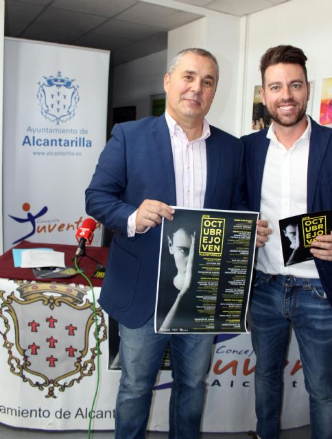 Fin de semana joven, el 26 y 27 de octubre próximos en Alcantarilla, con las actividades programadas en el OCTUBRE JOVEN 2018 - 1, Foto 1