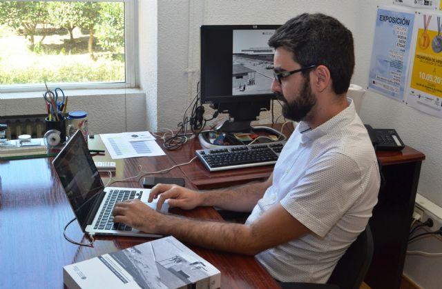 La tesis de un profesor de la UPCT sobre las primeras ciudades vacacionales, premiada por el Colegio de Arquitectos de Huelva - 1, Foto 1